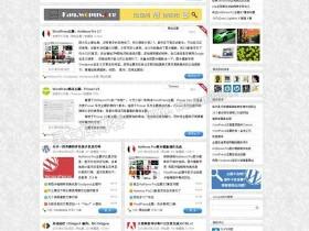 wordpress博客:知更鸟HotNewsPro 2.7主题下载