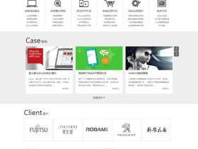 Dedecms织梦html5模板,网络公司网站工作室源码